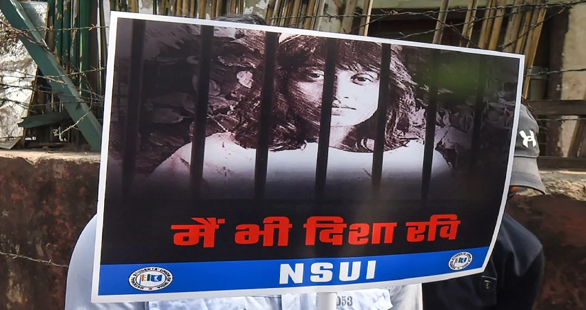 Toolkit Case मामले में दिशा रवि जोसेफ को दिल्ली HC से कोई राहत नहीं