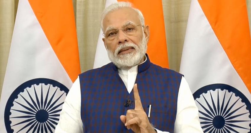 Coronavirus के खिलाफ PM मोदी की अपील, कहा- मजबूत रणनीति तैयार करें सभी देश