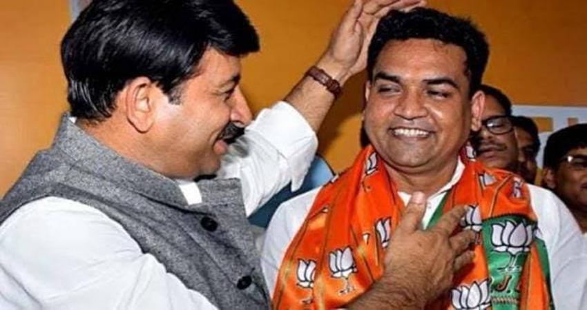 Delhi Election: AAP-CONG ने शाहीन बाग जैसे मिनी पाकिस्तान खड़े किए- कपिल मिश्रा