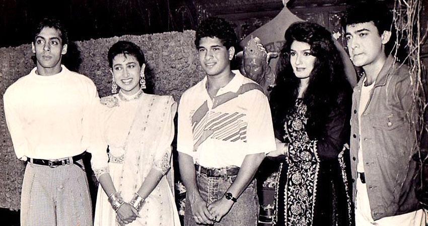 सचिन के जन्मदिन पर देखें यह दिल जीत लेने वाली तस्वीर, सलमान-आमिर के साथ है खास कनेक्शन
