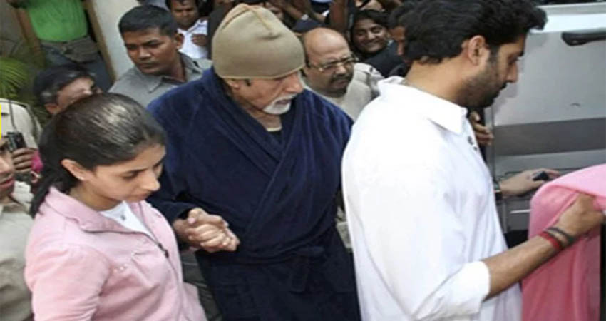 तो इस फिल्म के बाद महानायक अमिताभ बच्चन हो गए कई बीमारियों के शिकार!