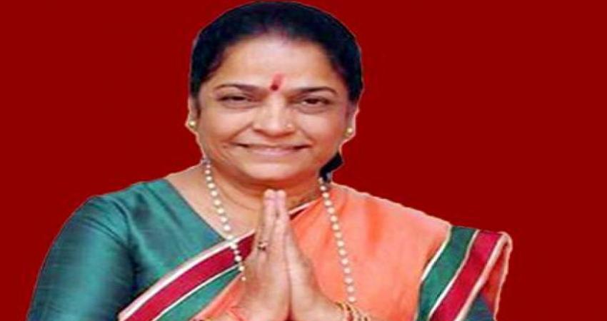 BJP विधायक नीमाबेन आचार्य का होंगी गुजरात विधानसभा की पहली महिला अध्यक्ष