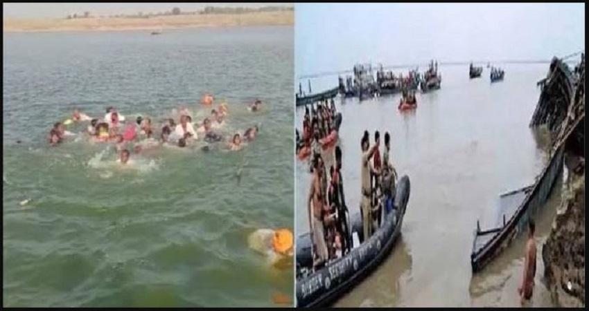 चंबल नदी में दर्जनों लोगों से भरी नाव पलटने से 11 लोगों की मौत, गायब लोगों की तलाश जारी