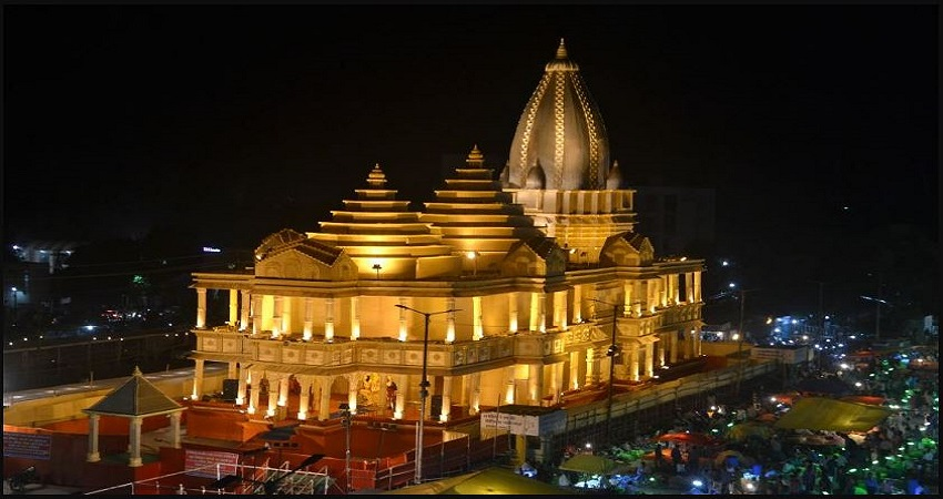 गणतंत्र दिवस पर दिखेगी रामराज और राम मंदिर की झांकी, भव्य मंदिर का मॉडल होगा शामिल