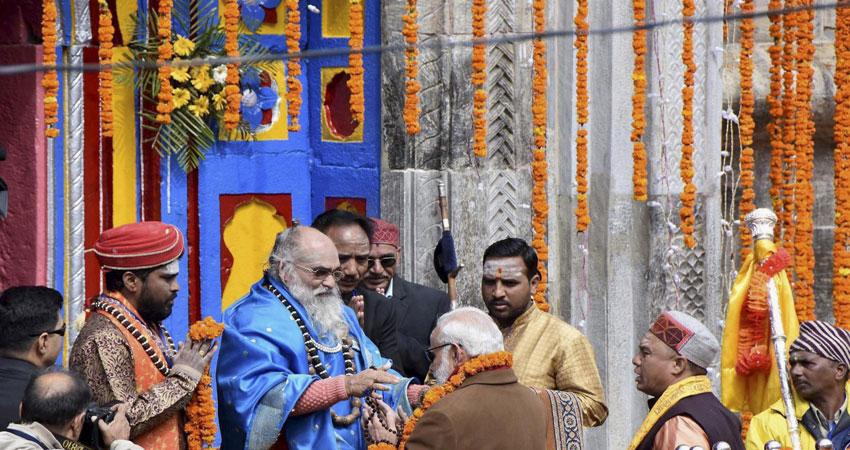 रावल को लाने पर बन रही 'बात', बदरीनाथ के रावल केरल और केदारनाथ के महाराष्ट्र में हैं फंसे