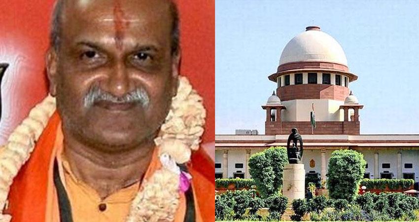 कांग्रेस घोषणापत्र को लेकर राष्ट्रीय हिंदू सेना को सुप्रीम कोर्ट ने दिया झटका