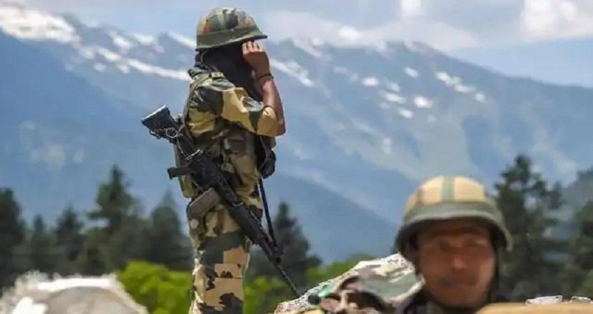 भारतीय सेना ने LAC से चीनी सैनिक को पकड़ा, कई दस्तावेज बरामद