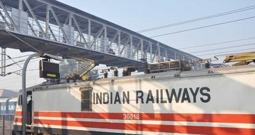 भारतीय रेल: 2021 के अंत तक अति महत्वपूर्ण परियोजनाओं को पूरा करने का है लक्ष्य