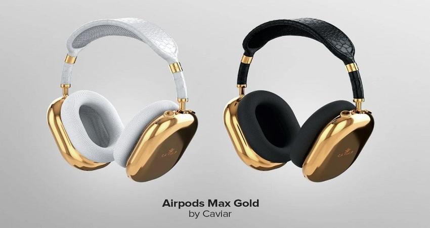 2021 में लॉन्च होगा सोने से बना Apple AirPods Max, कीमत जानकर उड़ जाएंगे होश