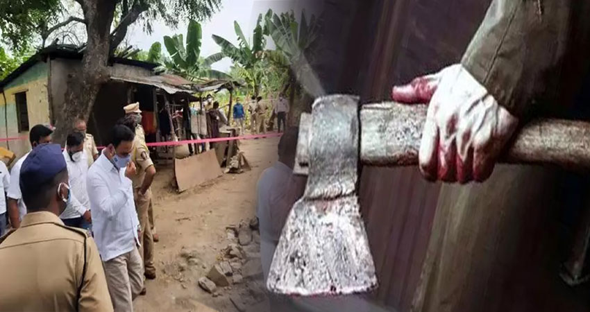 महाराष्ट्र: कुल्हाड़ी से काटकर चार नाबालिग बच्चों की निर्मम हत्या, SIT की टीम गठित