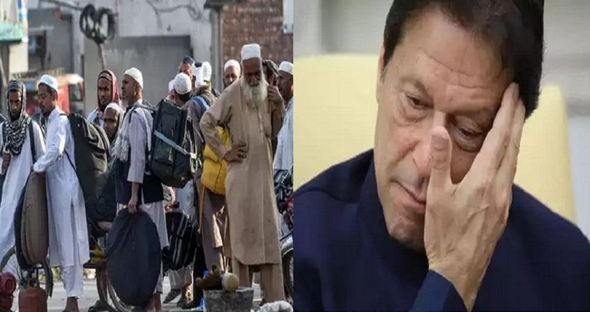 कोरोना से बिगड़े पाकिस्तान के हालात, दर-बदर होने को हुआ मजबूर