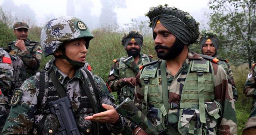 जानिए भारत-चीन की सेना में से कौन है अधिक ताकतवर