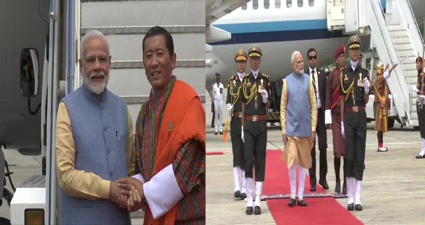 चीन को क्यों खटकती है भारत-भूटान की दोस्ती