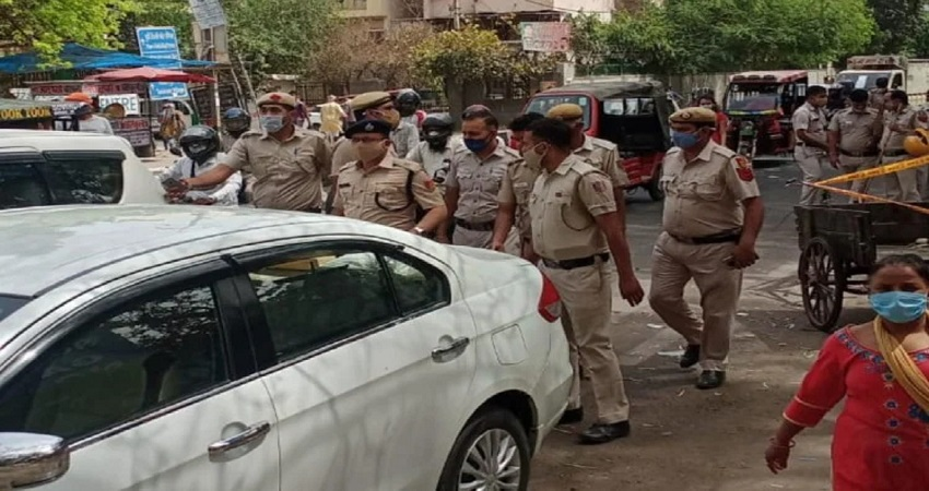 दिल्ली पुलिस की आंख में मिर्च झोंक गैंगेस्टर को छुड़ाया, एनकाउंटर में एक की मौत
