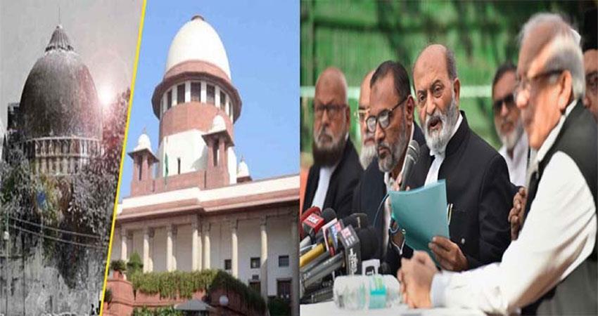 अयोध्या फैसले के खिलाफ AIMPLB दिसंबर के पहले सप्ताह में करेगा पुनर्विचार याचिका दायर