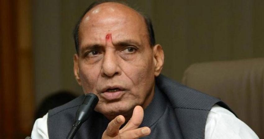 सेना कैंप पर हमले पर राजनाथ का बयान, सेना पर भरोसा सफलतापूर्वक संपन्न होगा अभियान