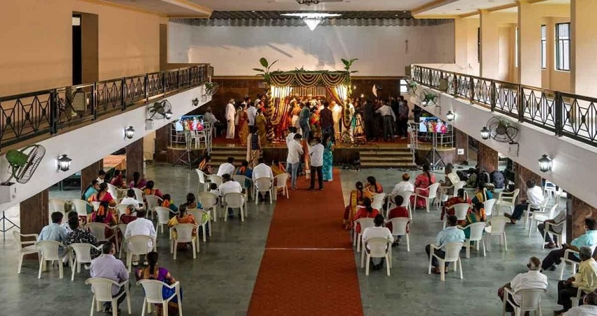 नोएडा में शादी समारोह पर लगी पाबंदी, अब हो सकेंगे सिर्फ इतने ही मेहमान शामिल