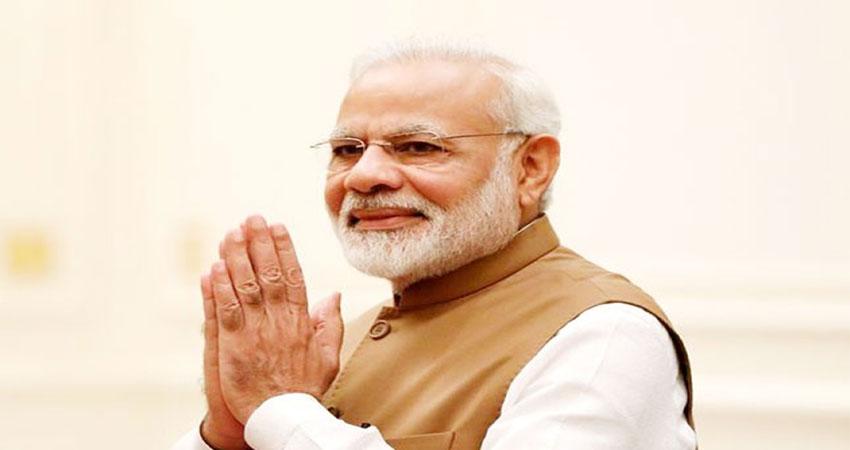 जीत से गदगद PM मोदी बोले, सबका साथ+सबका विकास+सबका विश्वास = विजयी भारत