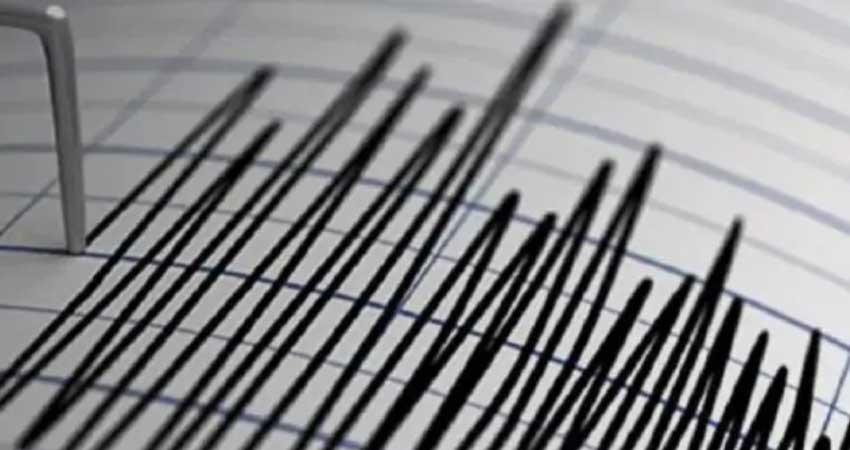 भूकंप से एक बार फिर हिली मिजोरम की धरती, जानें क्या रही तीव्रता