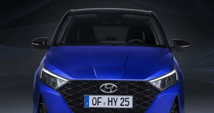 नई Hyundai i20 की तस्वीरें हुईं लीक, जानिए फीचर्स