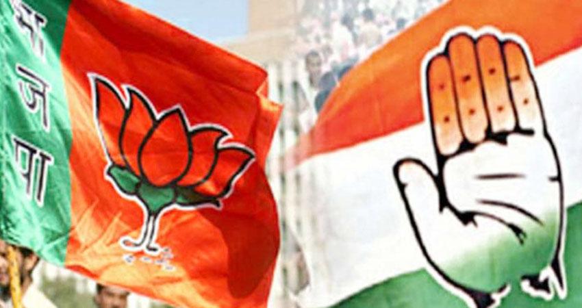 कांग्रेस के हाथ से फिसलते राज्य, BJP ने 10 महीने में 2 राज्यों की छीनी सत्ता