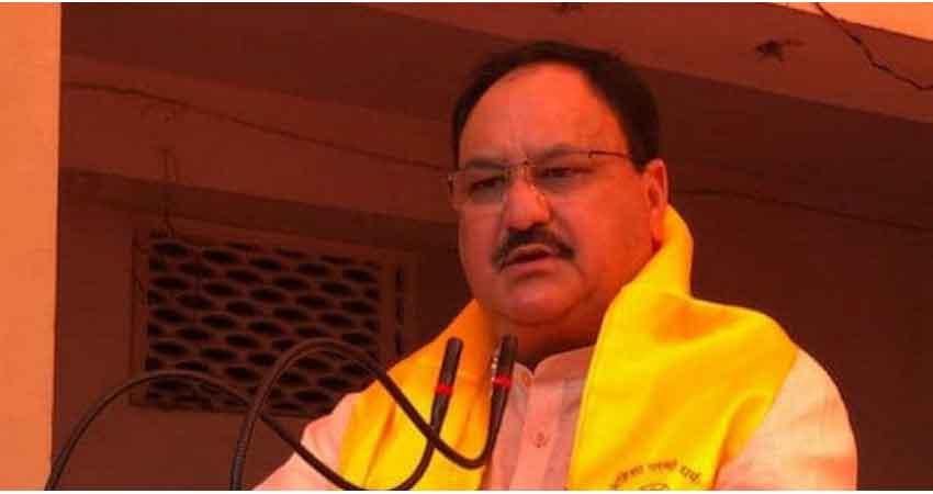 दिल्ली विधानसभा चुनाव जितने के लिए, जेपी नड्डा ने की अहम बैठक...