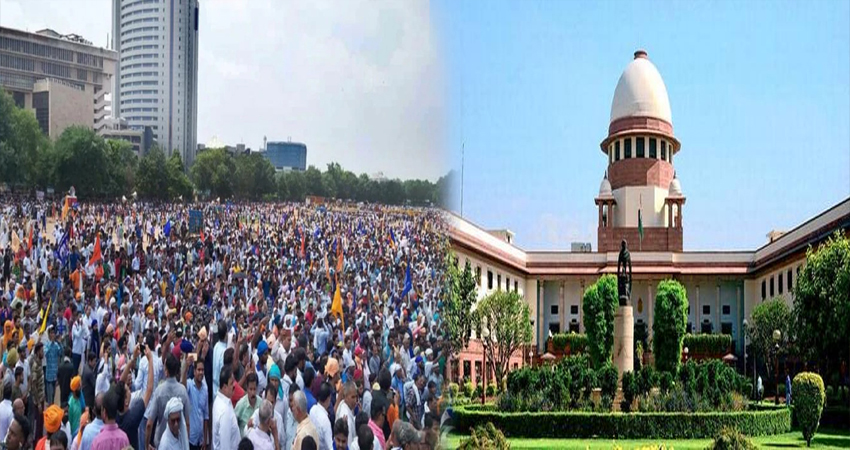 दिल्ली में फिर उसी जगह बनेगा रविदास मंदिर, SC ने स्वीकारा केंद्र का ये प्रस्ताव