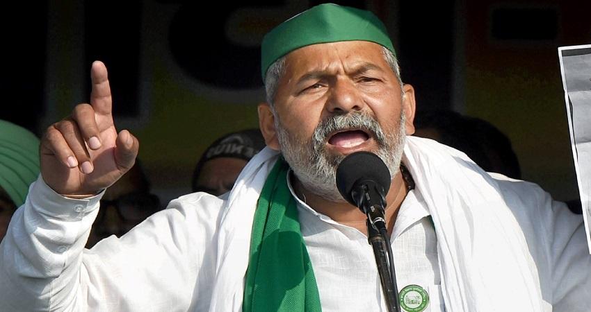 राकेश टिकैत का दावा- किसान आंदोलन के समर्थन में BJP सांसद देंगे इस्तीफा