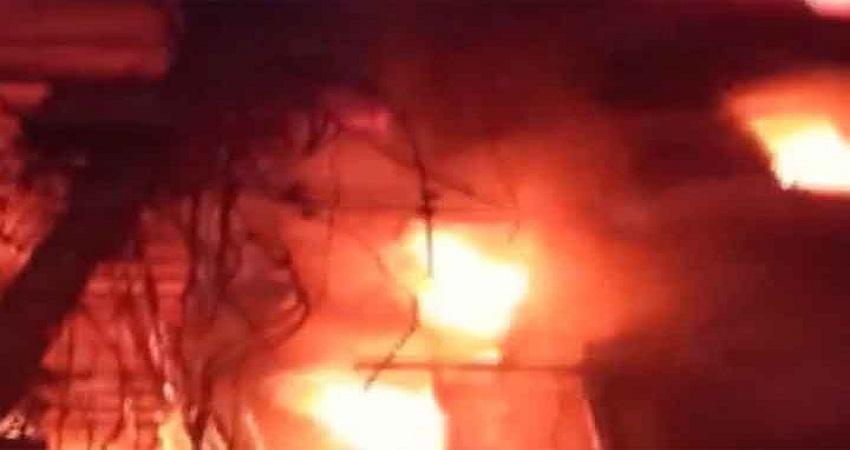 पश्चिम बंगाल में प्लास्टिक फैक्ट्री में विस्फोट, पांच लोगों की मौत, चार गंभीर रूप से घायल