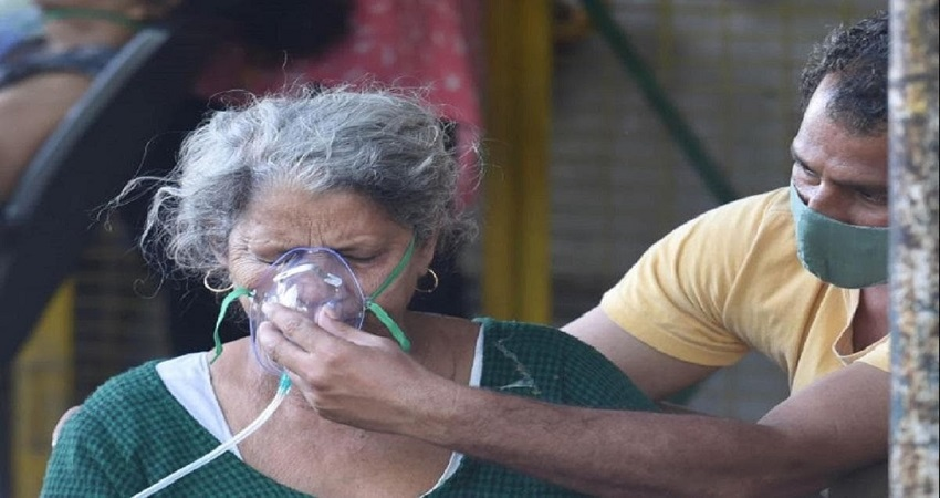 दिल्ली के बत्रा अस्पताल में ऑक्सीजन की कमी से 8 लोगों की मौत