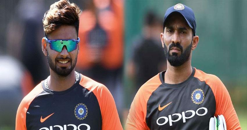 ऑस्ट्रेलिया के खिलाफ सीरीज के लिए भारतीय टीम में हुए बड़े बदलाव, कार्तिक पर भारी पड़े पंत