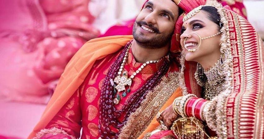 अपनी Wedding Anniversary की कुछ ऐसे तैयारियां कर रहे रणवीर, दीपिका ने शेयर की सैलून की Photo