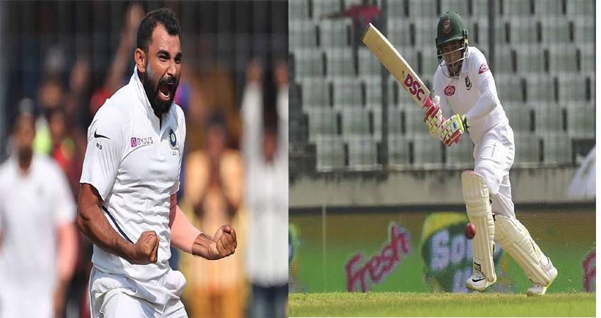 Ind vs Ban: भारत ने बांग्लादेश को पारी और 130 रनों से हराया