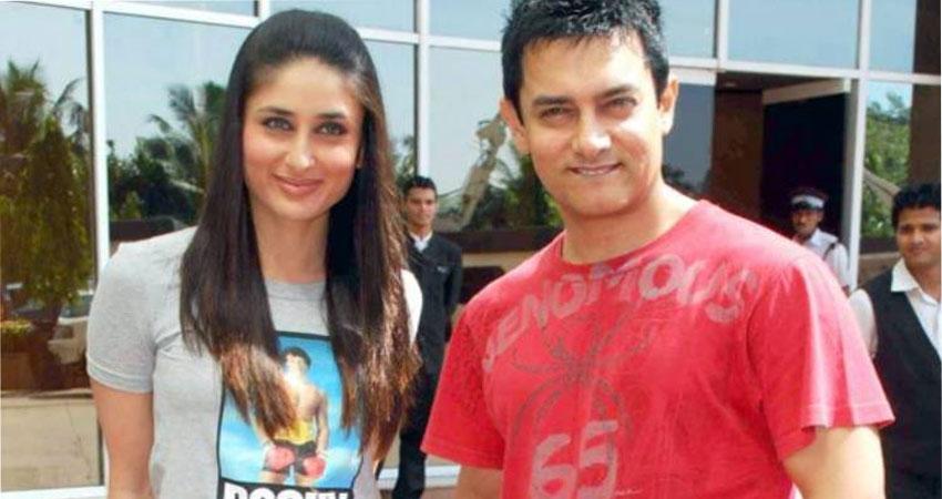 अपनी अगली फिल्म 'लाल सिहं चड्ढा' में  5 अलग अवतार में दिखेंगे आमिर और करीना