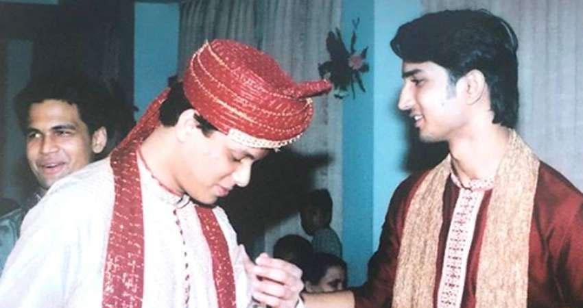 सुशांत की मौत के 3 महीने बाद सोशल मीडिया पर वायरल हुई उनकी ये अनदेखी तस्वीर