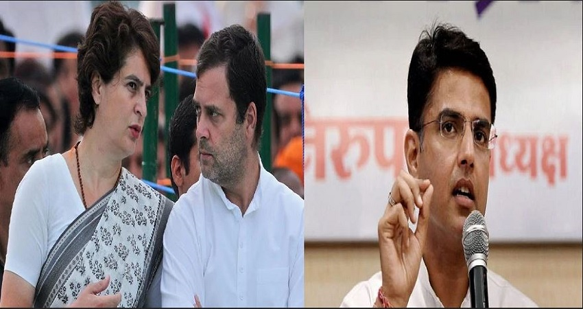 सचिन पायलट ने की राहुल गांधी से मुलाकात, इस दिन कर सकते हैं दोबारा कांग्रेस में वापसी!