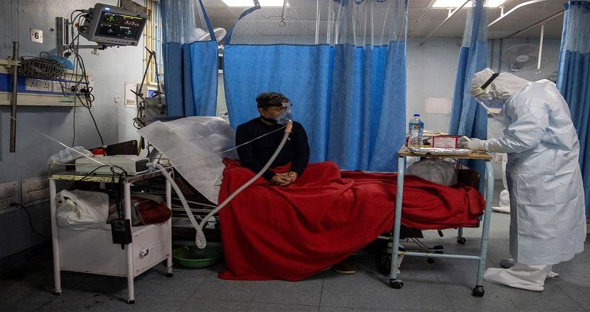 कोरोना की तीसरी लहर के लिए LNJP अस्पताल में बच्चों के लिए हो रही खास तैयारी