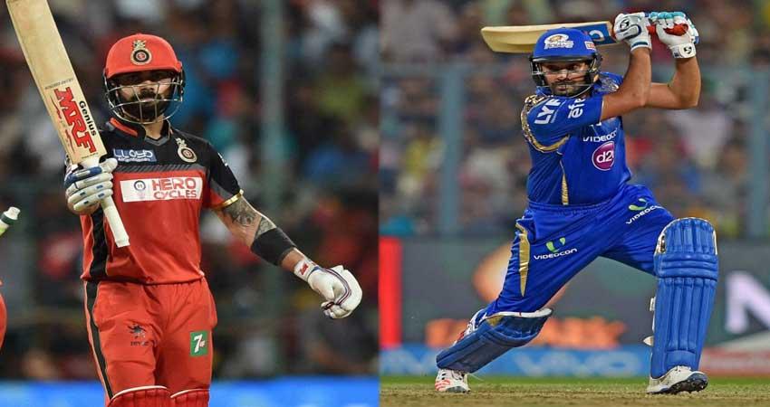 IPL-11: मुंबई इंडियंस और RCB के बीच आज होगी कांटे की टक्कर