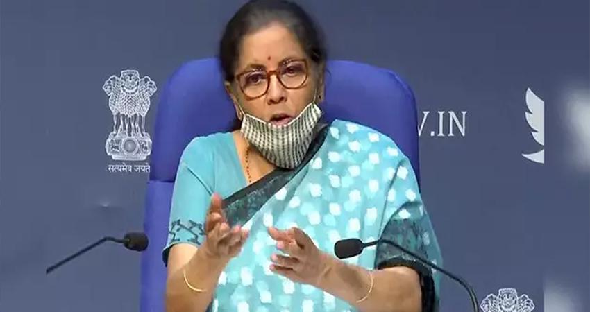 वित्त मंत्री ने ''गरीब कल्याण रोजगार अभियान'' की दी जानकारी, PM मोदी ने शुरू की थी योजना