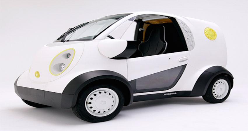 अब जल्द ही रोड पर होगी 3D तकनीक से निर्मित कार