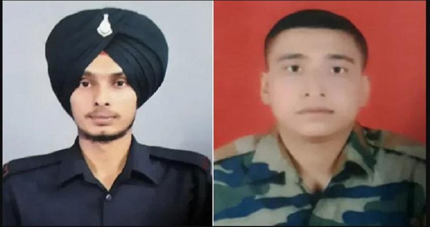 पाक सेना ने राजौरी में फिर तोड़ा सीज़फायर, LoC के पार से फायरिंग में दो जवान शहीद