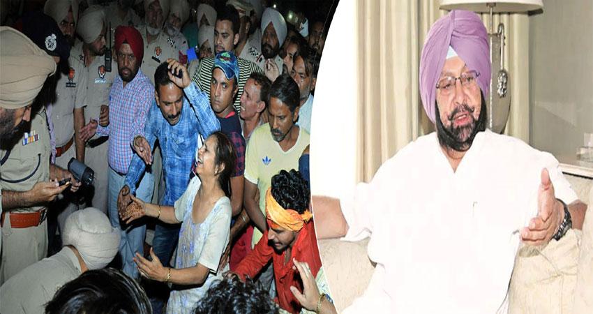 भाजपा नेता का आरोप- अमृतसर हादसे के आरोपियों को बचाने में लगी कैप्टन सरकार