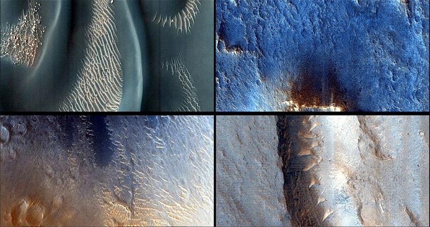 मंगल ग्रह पर NASA को मिला पानी,  जमीन के नीचे मिली तीन पानी की झीलें