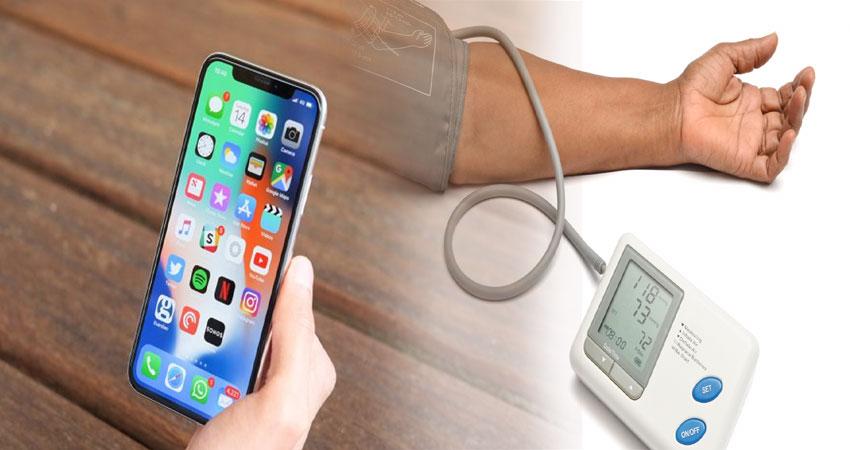 अब मोबाइल मापेगा सटीकता से आपका BP, वो भी बस एक एप की मदद से!