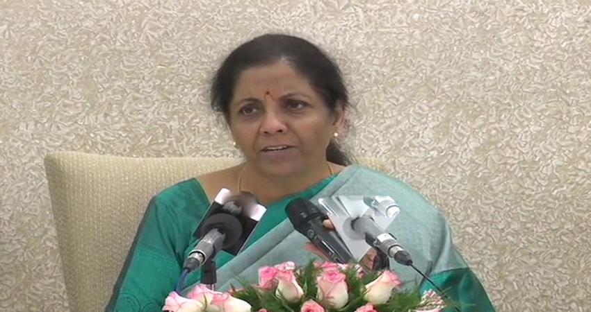 बजट के बाद वित्त मंत्री का बड़ा बयान, कहा- किसानों की आय दोगुना करना सरकार का लक्ष्य