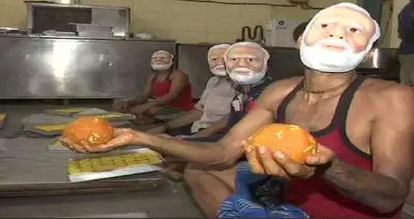 एग्जिट पोल के नतीजों से भाजपा में भारी उत्साह, जश्न की तैयारी में जुटा मिष्ठान बाजार