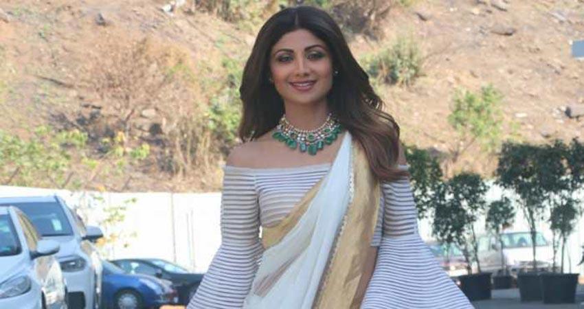 संडे बिंज में शिल्पा शेट्टी मक्खन मलाई के मजे लेती हुईं आई नजर, देखें Video