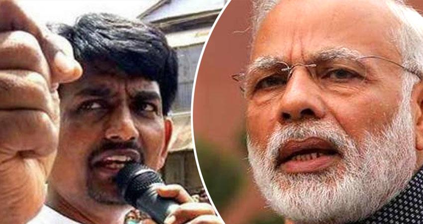 अल्पेश ठाकोर ने लीक प्रकरणों को लेकर मोदी सरकार पर किया करारा हमला
