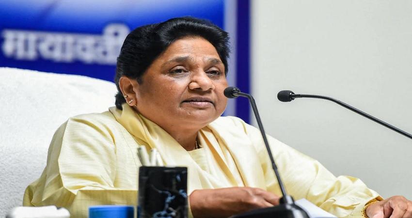 योगी सरकार को मायावती की नसीहत, कहा- जल्द कुशीनगर एयरपोर्ट का कार्य पूरा करे सरकार