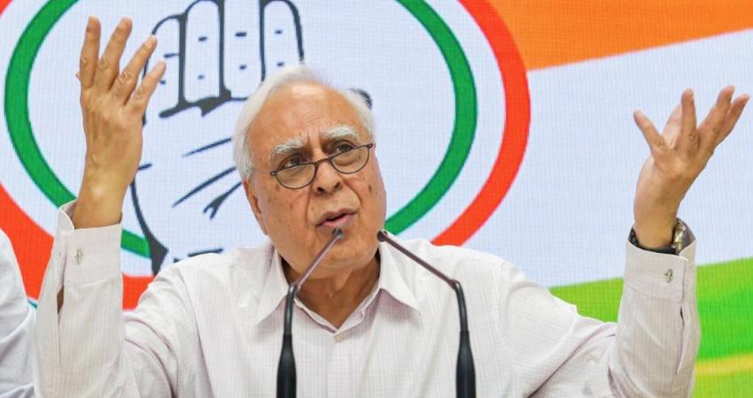 कपिल सिब्बल ने पार्टी में मतभेद का दिया हवाला, कांग्रेस के आंतरिक चुनावों पर अभी तक कोई स्पष्टता नही